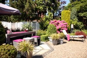 Erholung Pur mit der richtigen Gartenliege